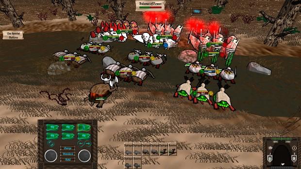 New Battle System