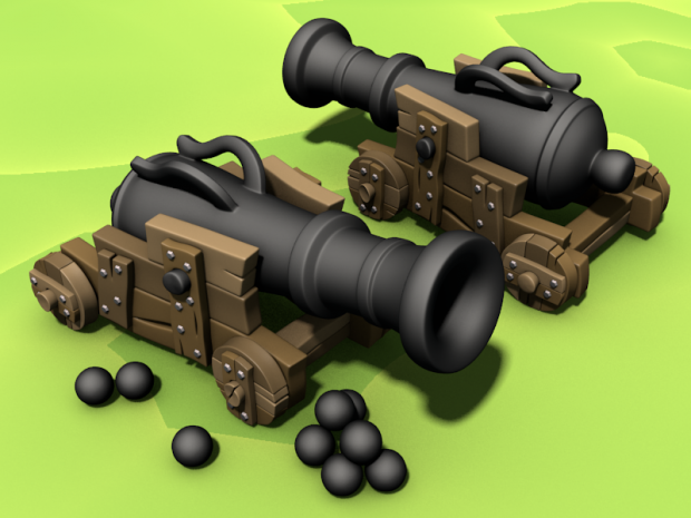 New Cannons