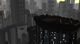 A city on Vega Prime