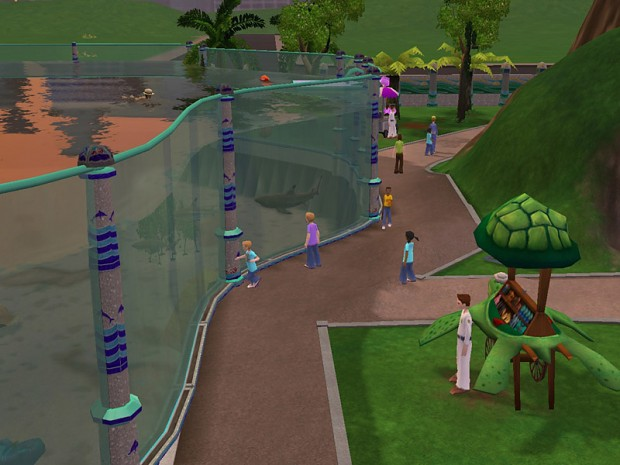 Screenshot image - Zoo Tycoon 2: Marine Mania - Mod DB