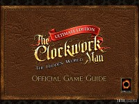 The Clockwork Man 2: Official Game Guide
