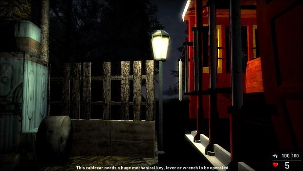 Into the Asylum free Minigame