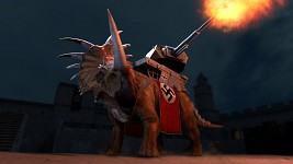 Styracosaur