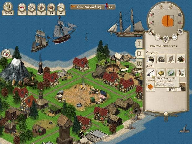 Small settlement