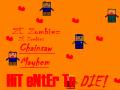 ZE Zombiez Chainsaw Mayhem
