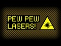 Pew Pew Puzzle Lasers