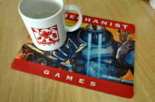 Mark Cup and Mouse Pad