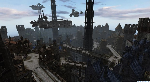 Airships in Central