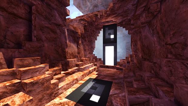 Level design screenshots