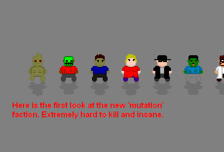 New Mutant Faction
