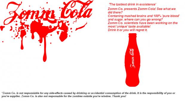Zomm Cola