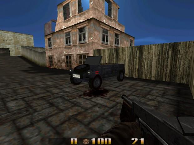 WAIT!! Bleeding Car??