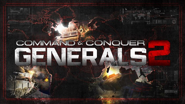 C&C Generals 2 Wallpaper