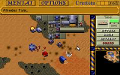 Dune II - Harkonnen Spearhead