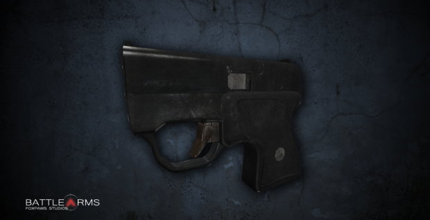 MSP silent pistol