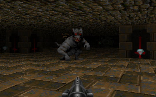 Demon Hunter Demo Pics