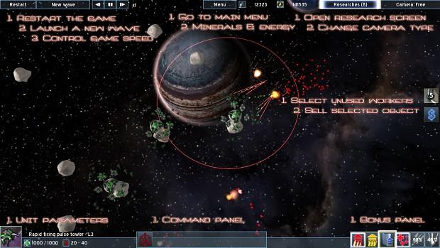 IDT - Game UI