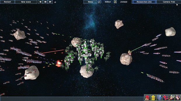 IDT version 1.08 - screenshot