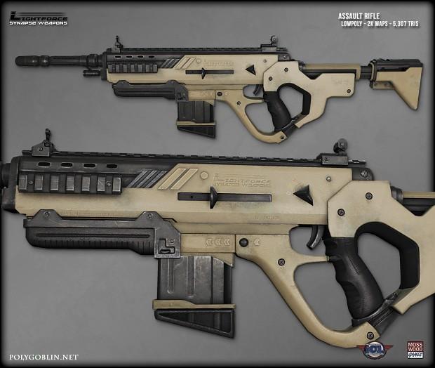 Definitely the FINAL Lightforce Rifle (we promise)