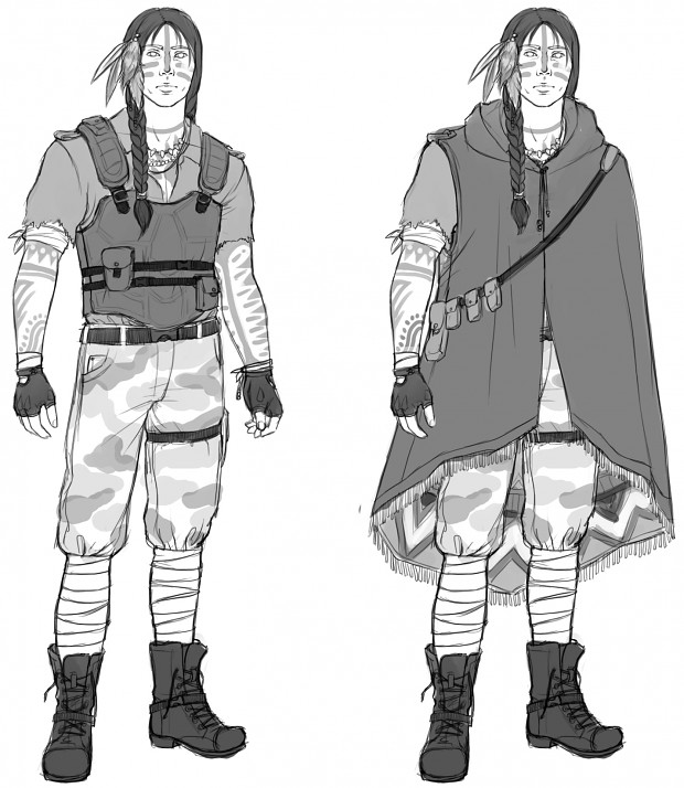 Sioux Full Body Concepts