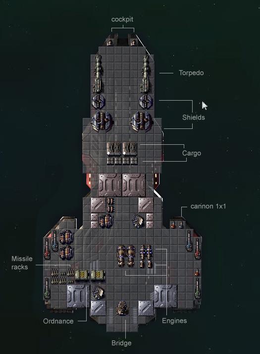 Ship Modules