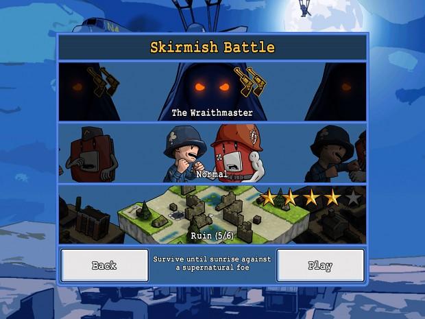 Wraithmaster Update