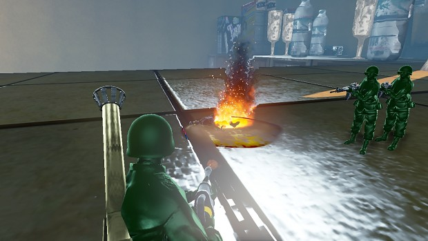Army Men Multiplayer Screenshots