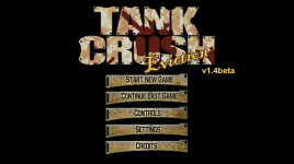 Tank Crush - Eviction - Wii U - Screenshots