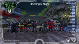 05.05.2013 TCW Dev Night