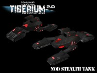 Nod Stealth Tank