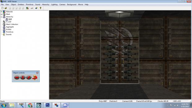 GDI Barracks Interior Textured