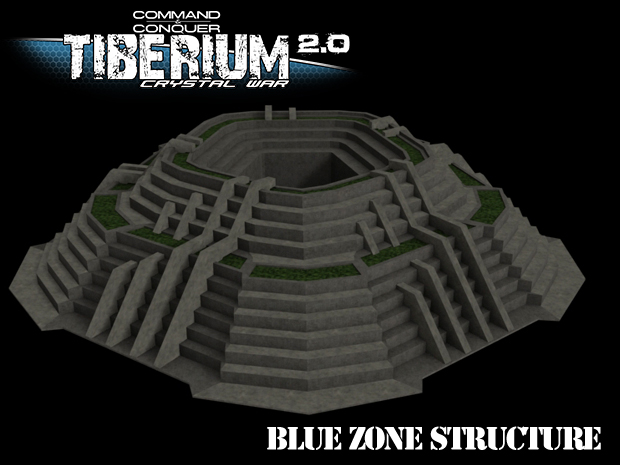 Blue zone structure