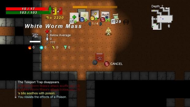 Dungeons of Desloation Screen Shots