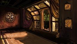 Sunny Immolation Room