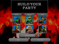 Build Your Party