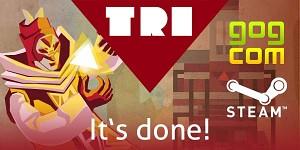 TRI finished