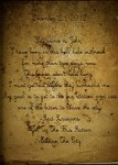 John's Note