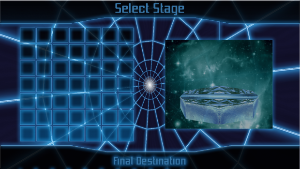 Stage Select Screen [WIP]