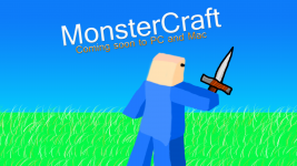 MonsterCraft Wallpaper #1