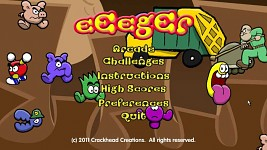 Eeeger Screen Shots