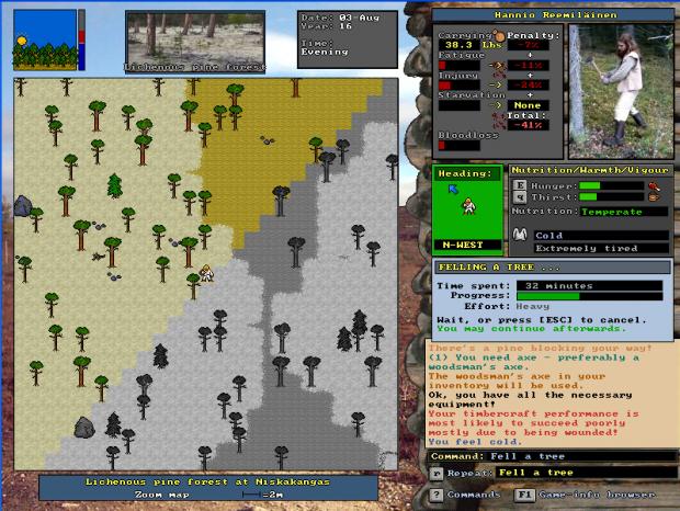 Version 3.17 screenshots