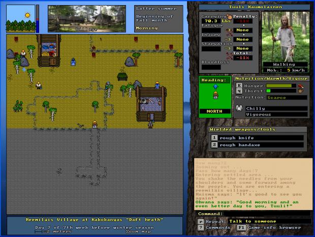 Version 3.18 screenshots : Reputation