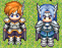 New sprites :) Both Male and FEMALE ^_^