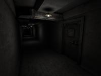 Dreary Hallway