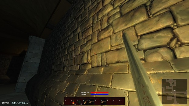 Tomes of Mephistopheles new dungeon textures