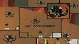 Alpha Squid Bear