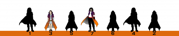 The 7 Guardians Of Kronos