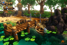 Terra Treehouse area Screenshot