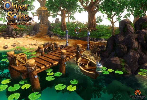Terra Treehouse area Screenshot