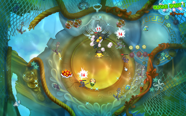 Squids - in game screenshot